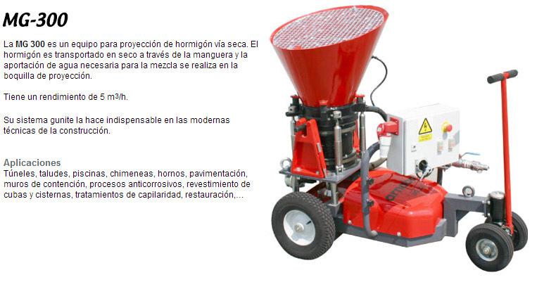 SERVIMAI compresores S.L.compresor de aire y gunitadoras, bomba de proyección de hormigón Sevilla. Legislaciones RD 2060/2008. compresores portátiles