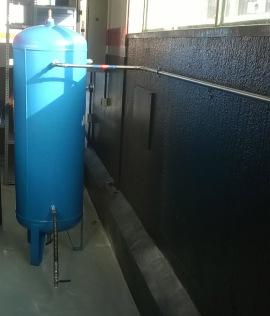 SERVIMAI compresores S.L. compresor de aire y gunitadoras, bomba de proyección de hormigón Sevilla. Legislaciones RD 2060/2008. compresores portátiles